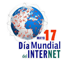 Logo do Día Mundial de Internet.