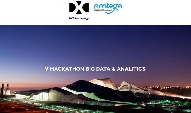 En abril, DXC, FINSA y AMTEGA celebran la quinta edición del Hackathon Big Data & Analitics
