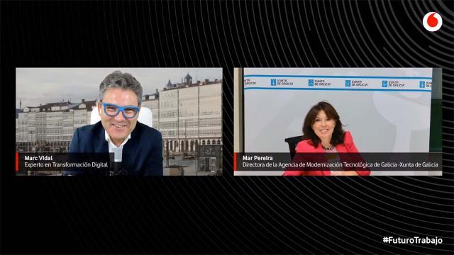 Mar Pereira defiende que las administraciones deben liderar de una manera coordinada la transformación digital de la sociedad