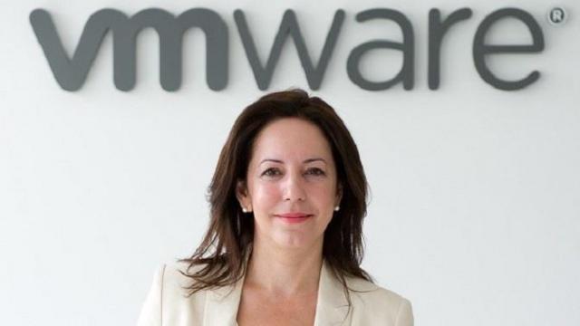 María José Talavera, directora general de VMware Iberia.