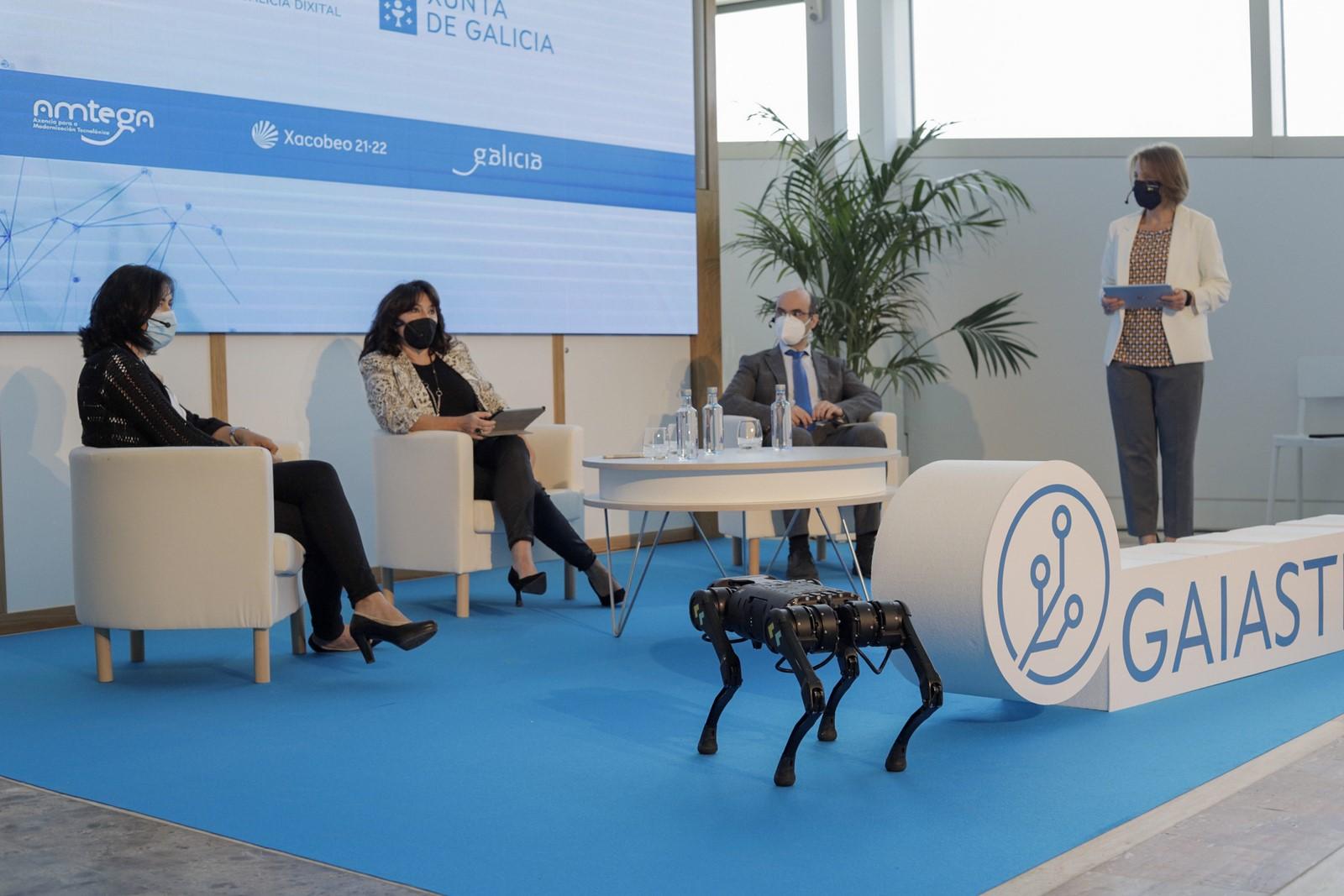 La inteligencia artificial y la colaboración público privada en la transformación digital centran la jornada de apertura del centro Gaiástech de la Xunta