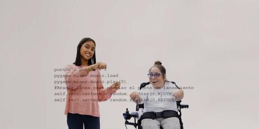 El CITIC de la Universidad de A Coruña cierra el proyecto Talentos inclusivos con la presentación de los trabajos del alumnado de los ocho institutos participantes