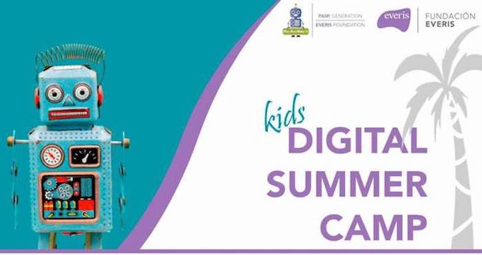 Digital Summer Camp.