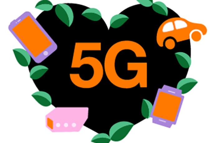 Logo 5G.