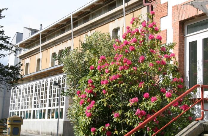Facultade de Humanidades no Campus de Ferrol.