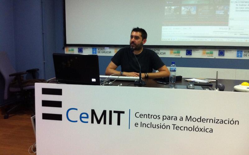 Cursos de formación multimedia e audiovisual da rede CeMIT