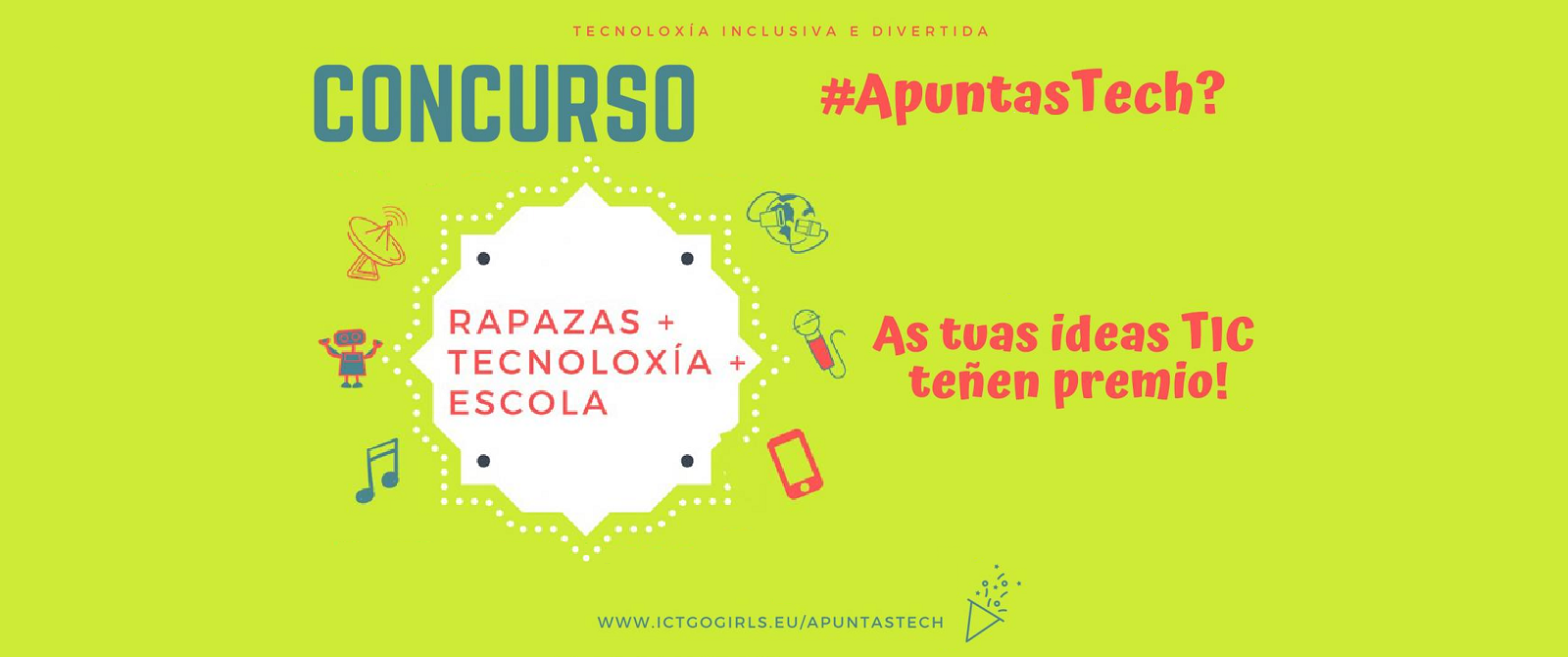 #ApuntasTech?