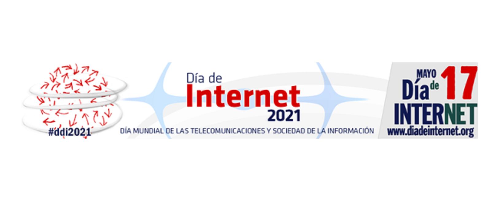 Logo Día da Internet 2021.