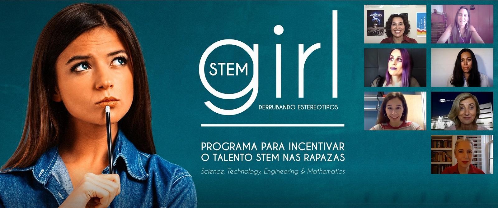 Vídeos Girl STEM.