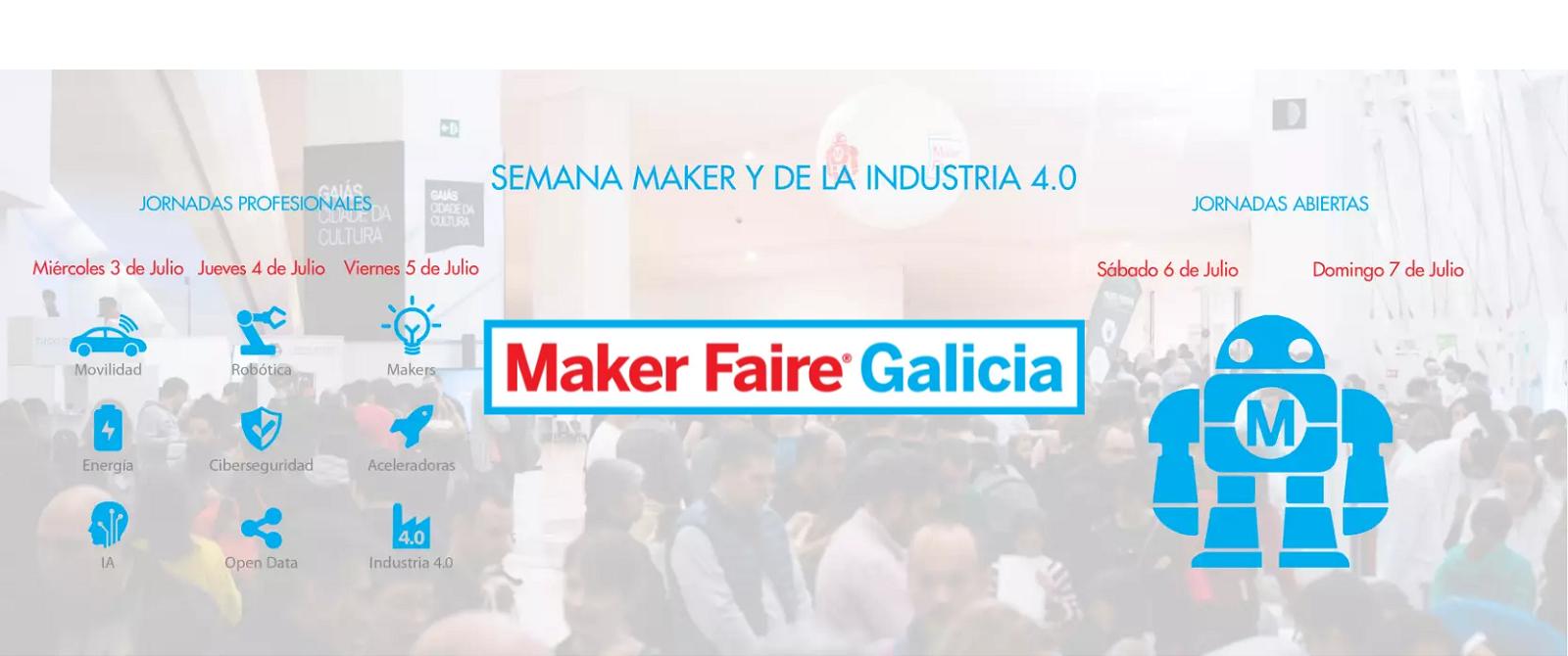 Maker Faire Galicia 2019
