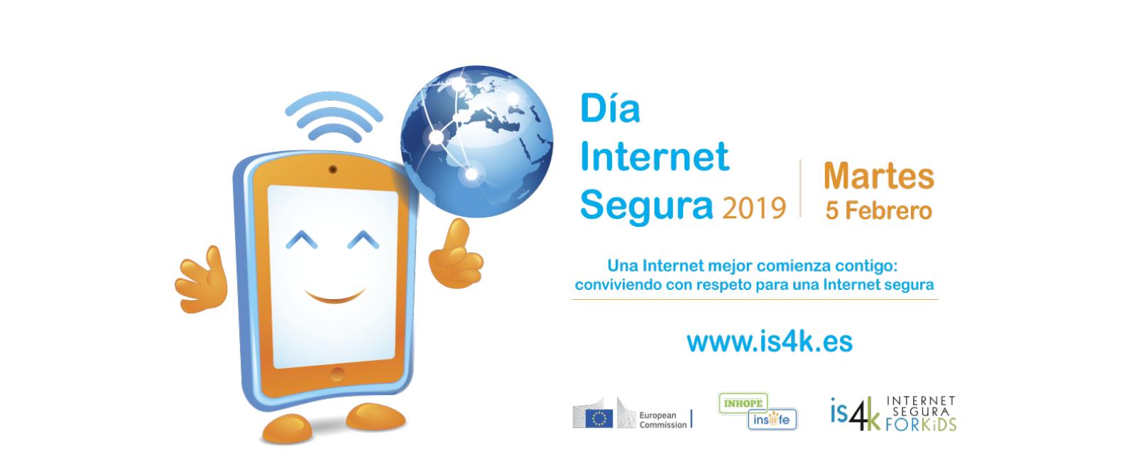 Día da internet Segura 2019.