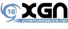 Logo Xuventude Galicia Net 2016