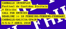 Carballo Interplay 2018.