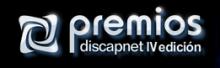 Logo premios Discapnet IV Edición
