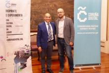 Presentación da nova tempada de Coruña Dixital.