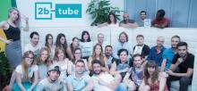 A equipa da rede de contidos 2btube