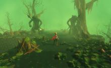 Fotograma del juego The Forbidden Arts.