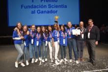 Las nuevas investigadoras-tecnólogas de Las Acacias Bot.