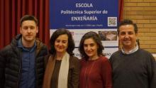Grupo Cigeo de la EPS de Ingeniería de la USC.
