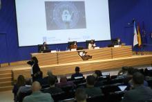 Presentación do curso de ciberseguridade.