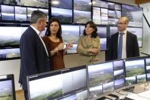 Rede de Videovixilancia Forestal da Xunta.