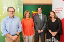 Firma do convenio marco FUAM - FVE