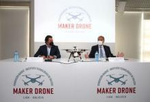 Presentación da Liga Maker Drone.