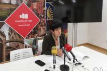 Olga López, concejal de Bienestar Social del Ayuntamiento de Lugo.