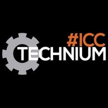 Logo Technium Lan Party.