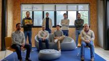 Membros do proxecto de AtlanTIC.