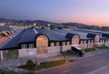 Sede do Consorcio da Zona Franca de Vigo.