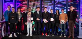 Entrega dos premios en Dico Summit 2017