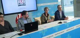 Rolda de prensa de presentación dos primeiros resultados do Creative Loci Iacobi.