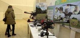 Drons do proxecto Primare. Foto de XOAN A. SOLER.