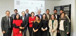 Membros e colaboradores de Activage Galicia.