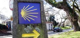 Camiño de Santiago.