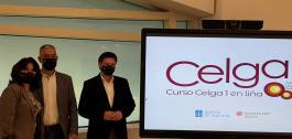 Presentación da nova versión do Celga 1 online.