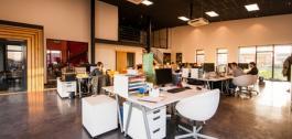 Imaxe dunha oficina dunha empresa TIC.