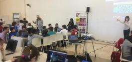 Participantes en Rapaciñ@s.