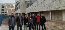 O equipo de AMTEGA responsable da liberación do arquetipo corporativo.