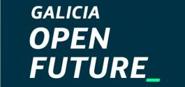 Logo Galicia Open Future.