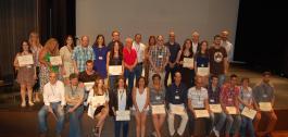 Participantes no obradoiro de emprego Novicrea4.0.