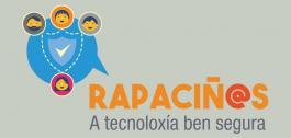Logo Rapaciñ@s.