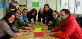 O Centro de Emprendemento do Gaiás acolle unha xornada sobre emprego e inclusión da man de Acción contra el Hambre.